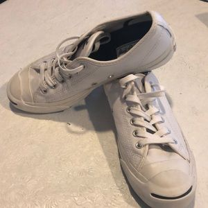 Jack Purcell Converse women's size 8